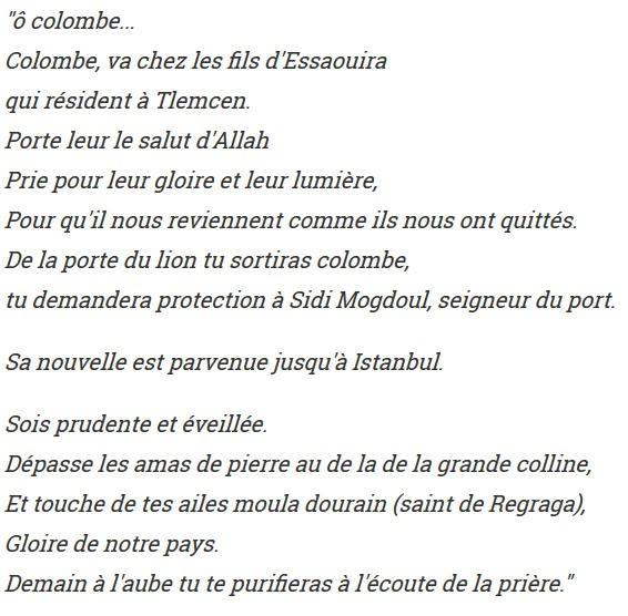 Le Melhoun Célèbre La Poésie Marocaine